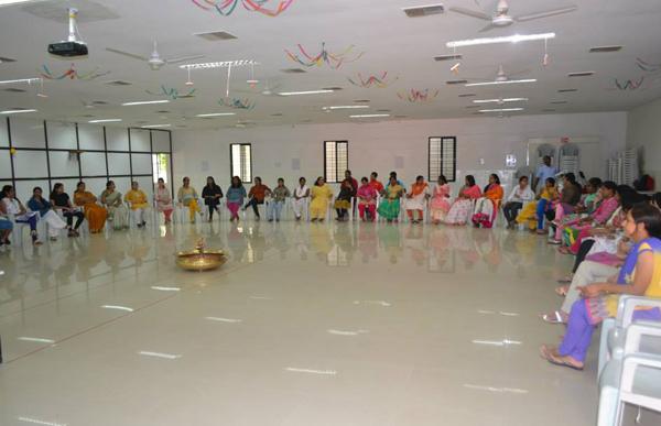 Training @ Suchitra Academy